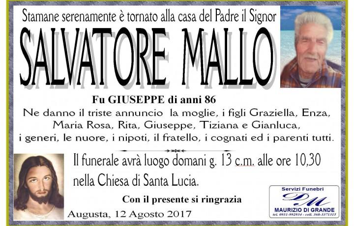 SALVATORE MALLO