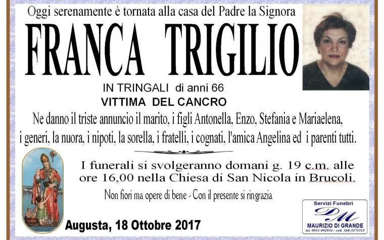 FRANCA TRIGILIO