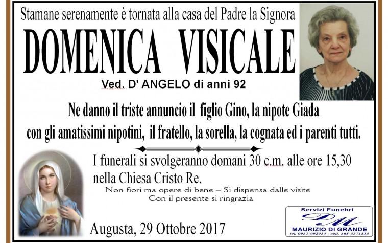 Maurizio di grande for D angelo arredi funebri