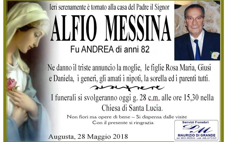 ALFIO  MESSINA